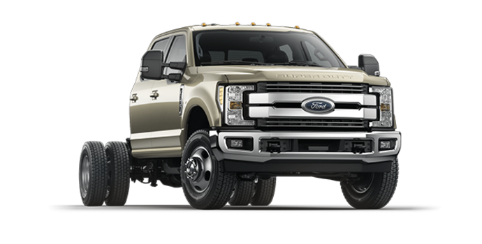 2017 Ford Chassis Cab F-350 LARIAT | Photo 6 | White Gold