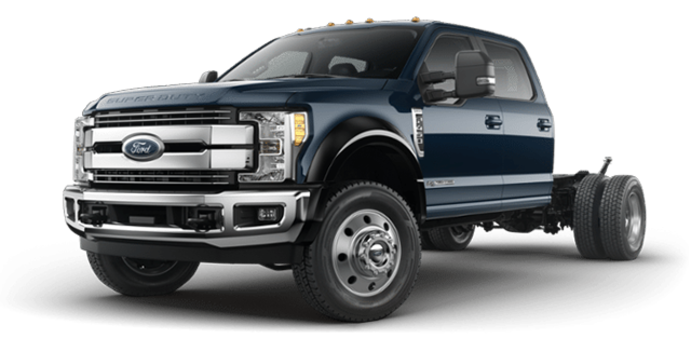 2017 Ford Chassis Cab F-450 LARIAT | Photo 4 | Blue Jeans
