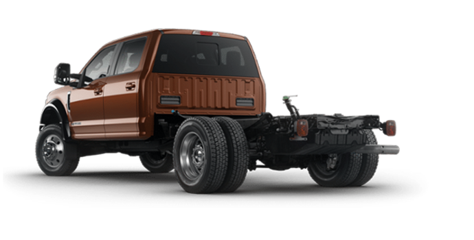 2017 Ford Chassis Cab F-450 LARIAT | Photo 5 | Bronze Fire