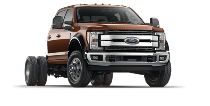 2017 Ford Chassis Cab F-450 LARIAT | Photo 6 | Bronze Fire