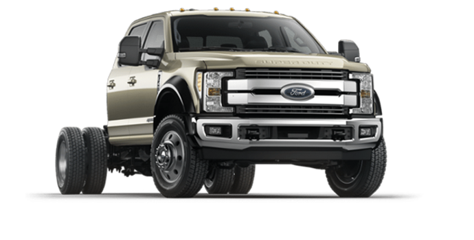 2017 Ford Chassis Cab F-450 LARIAT | Photo 6 | White Gold