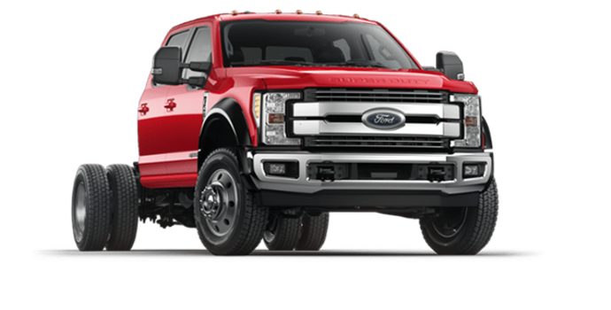 2017 Ford Chassis Cab F-450 LARIAT | Photo 6 | Race Red