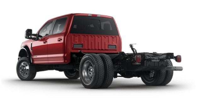 2017 Ford Chassis Cab F-450 LARIAT | Photo 5 | Ruby Red