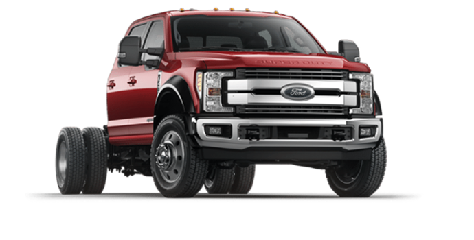 2017 Ford Chassis Cab F-450 LARIAT | Photo 6 | Ruby Red