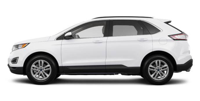 2017 Ford Edge SEL | Photo 4 | White Platinum Metallic
