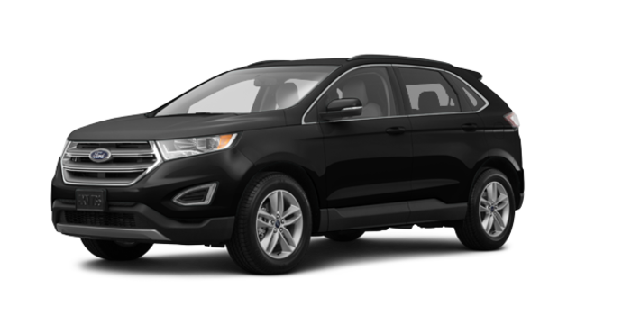 2017 Ford Edge SEL | Photo 6 | Shadow Black