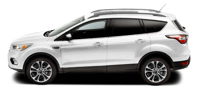 2017 Ford Escape SE | Photo 4 | Oxford White