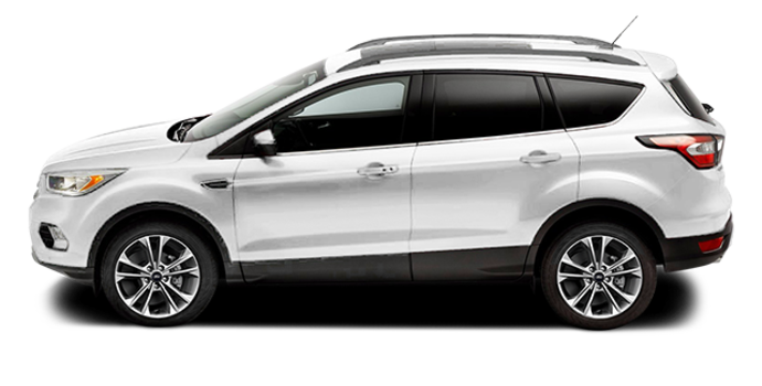 2017 Ford Escape SE | Photo 4 | White Platinum