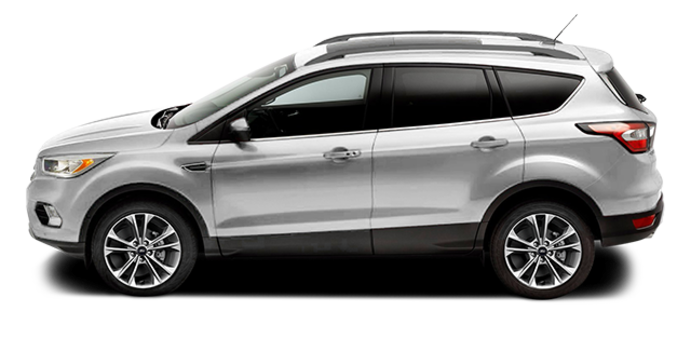 2017 Ford Escape SE | Photo 4 | Ingot Silver