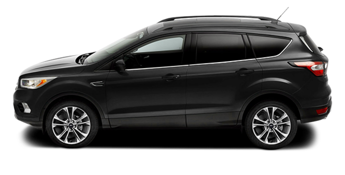 2017 Ford Escape SE | Photo 4 | Shadow Black