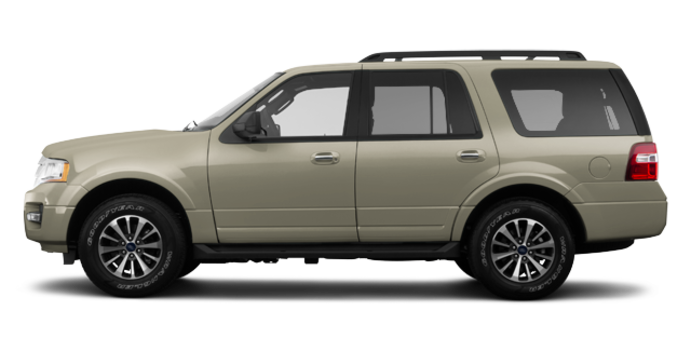 2017 Ford Expedition XLT | Photo 4 | White Gold Metallic