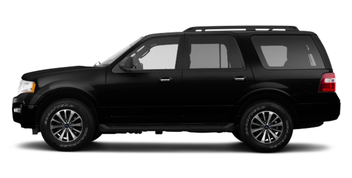 2017 Ford Expedition XLT | Photo 4 | Shadow Black