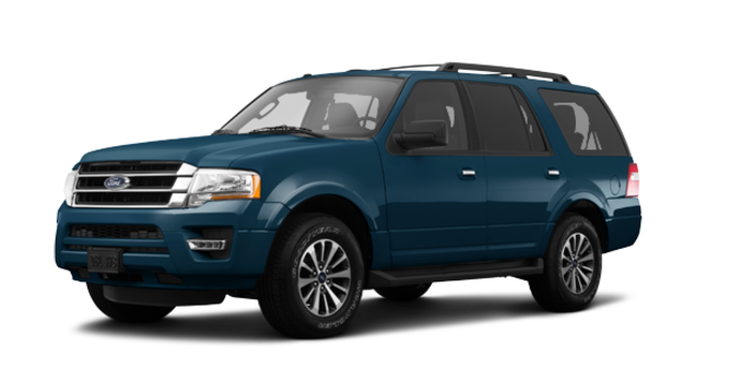 2017 Ford Expedition XLT | Photo 6 | Blue Jeans Metallic