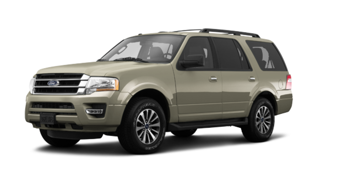 2017 Ford Expedition XLT | Photo 6 | White Gold Metallic