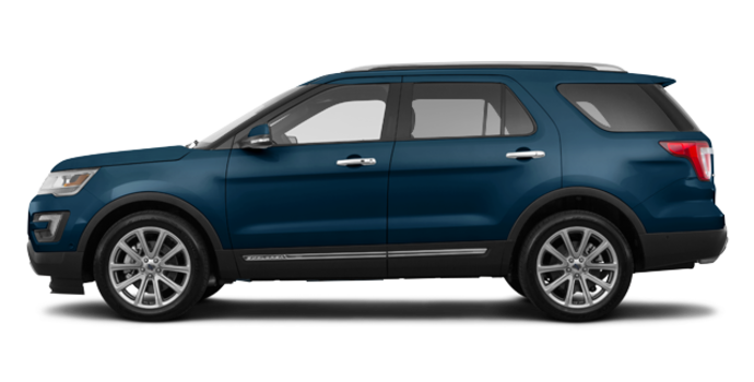 2017 Ford Explorer LIMITED | Photo 4 | Blue Jeans