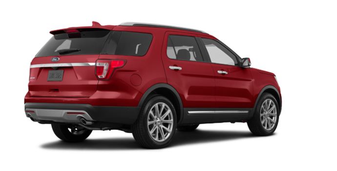 2017 Ford Explorer LIMITED | Photo 5 | Ruby Red