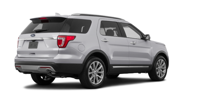 2017 Ford Explorer LIMITED | Photo 5 | Ingot Silver