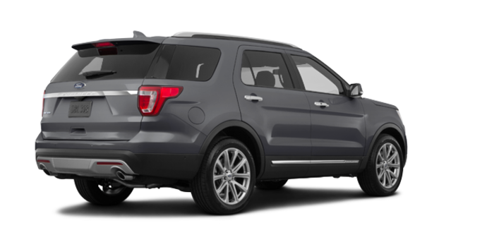 2017 Ford Explorer LIMITED | Photo 5 | Magnetic Grey