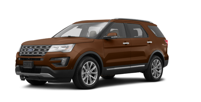 2017 Ford Explorer LIMITED | Photo 6 | Canyon Ridge