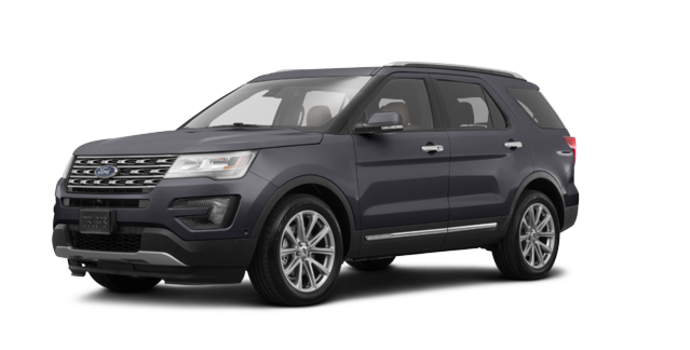 2017 Ford Explorer LIMITED | Photo 6 | Smoked Quartz