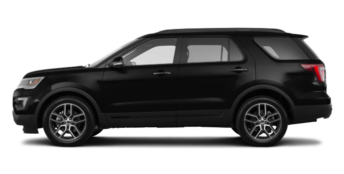 2017 Ford Explorer SPORT | Photo 4 | Shadow Black