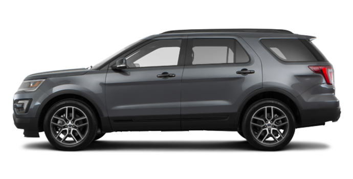 2017 Ford Explorer SPORT | Photo 4 | Magnetic Grey