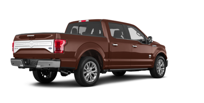 2017 Ford F-150 KING RANCH | Photo 5 | Bronze Fire