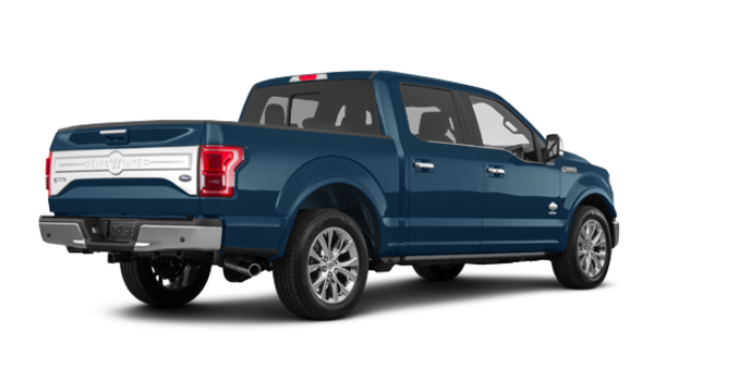 2017 Ford F-150 KING RANCH | Photo 5 | Blue Jeans Metallic