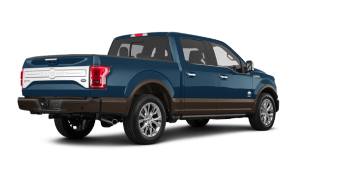 2017 Ford F-150 KING RANCH | Photo 5 | Blue Jeans Metallic/Caribou