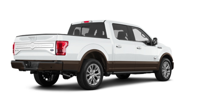 2017 Ford F-150 KING RANCH | Photo 5 | Oxford White/Caribou