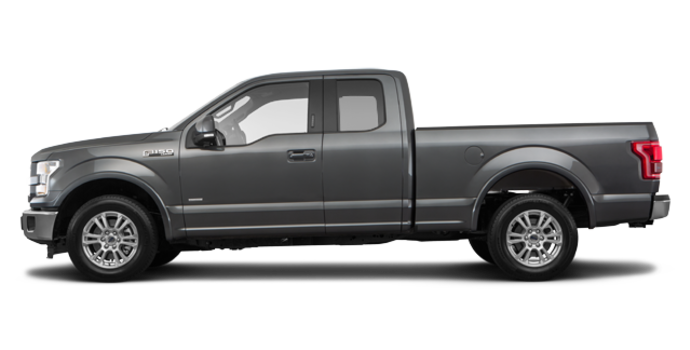 2017 Ford F-150 LARIAT | Photo 4 | Magnetic
