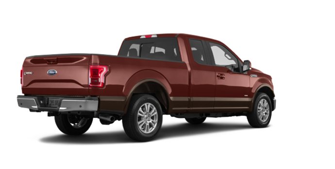 2017 Ford F-150 LARIAT | Photo 5 | Bronze Fire/Caribou