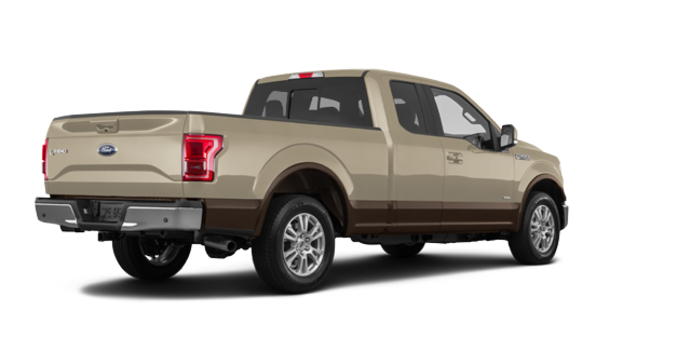 2017 Ford F-150 LARIAT | Photo 5 | White Gold/Caribou