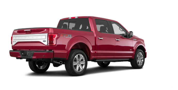 2017 Ford F-150 PLATINUM | Photo 5 | Ruby Red Metallic
