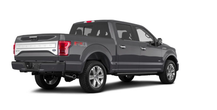 2017 Ford F-150 PLATINUM | Photo 5 | Magnetic