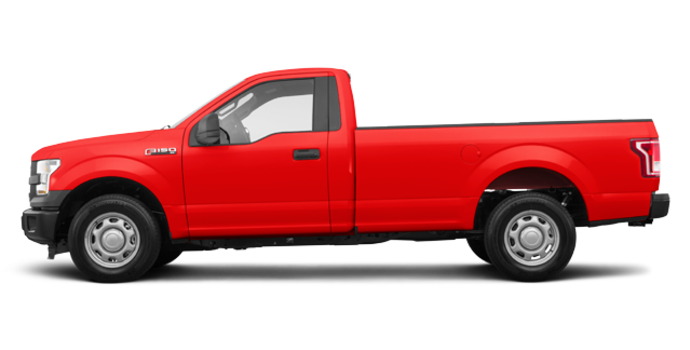 2017 Ford F-150 XL | Photo 4 | Race Red