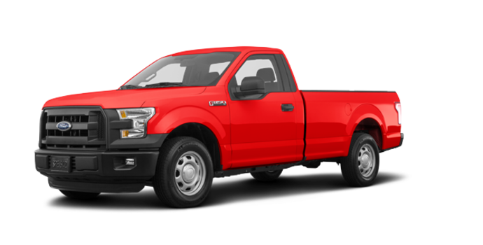 2017 Ford F-150 XL | Photo 6 | Race Red