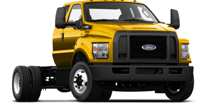 2017 Ford F-650 SD Diesel Pro Loader | Photo 4 | School Bus Yellow