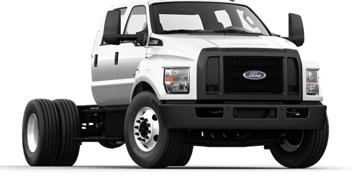 2017 Ford F-750 SD GAS | Photo 4 | Oxford White