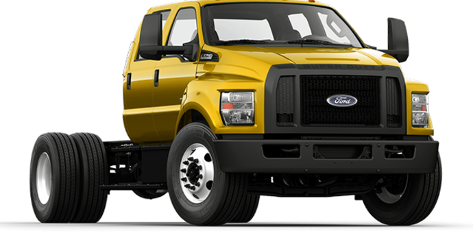 2017 Ford F-750 SD GAS | Photo 4 | School Bus Yellow