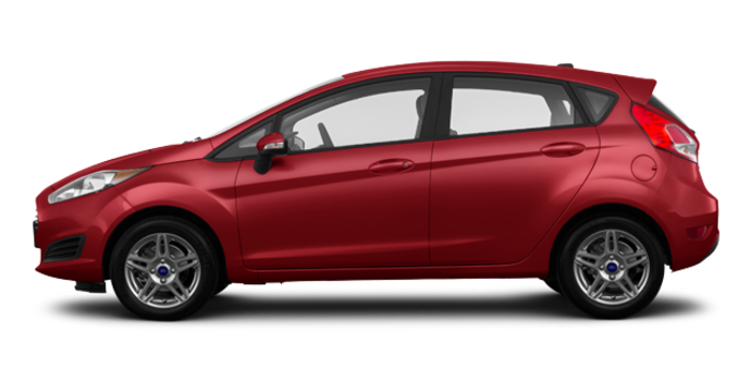 2017 Ford Fiesta Hatchback SE | Photo 4 | Ruby Red