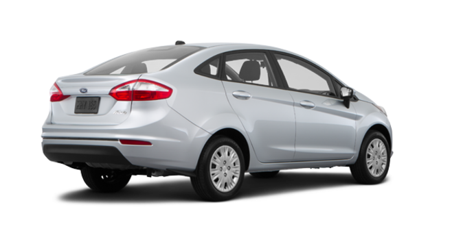 2017 Ford Fiesta Sedan S | Photo 5 | Ingot Silver