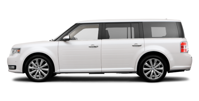 2017 Ford Flex LIMITED | Photo 4 | White Platinum