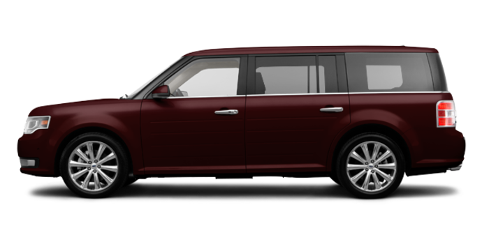 2017 Ford Flex LIMITED | Photo 4 | Burgundy Velvet