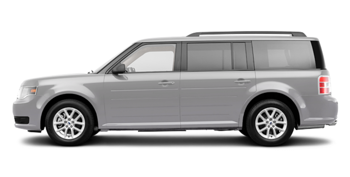 2017 Ford Flex SE | Photo 4 | Ingot Silver