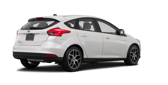 2017 Ford Focus Hatchback SE | Photo 5 | Oxford White