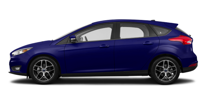 2017 Ford Focus Hatchback SEL | Photo 4 | Kona Blue