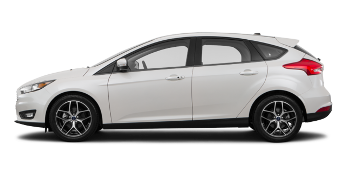 2017 Ford Focus Hatchback SEL | Photo 4 | Oxford White