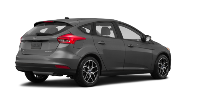 2017 Ford Focus Hatchback SEL | Photo 5 | Magnetic