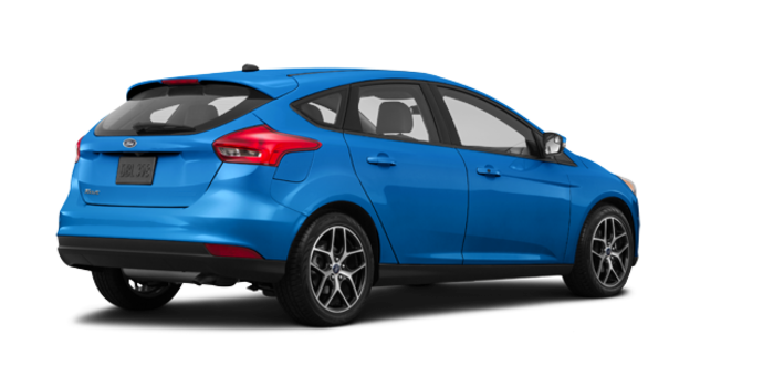 2017 Ford Focus Hatchback SEL | Photo 5 | Blue Candy